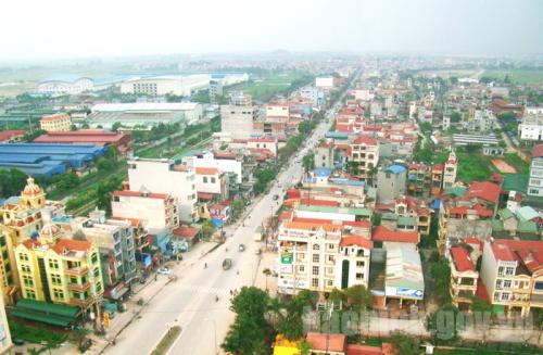 Triển vọng đầu tư bất động sản thị xã Từ Sơn, Bắc Ninh
