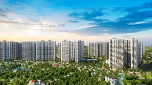 Đại đô thị thông minh Vinhomes Smart City mang lại cuộc sống tiện lợi.
