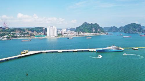 Best Western Premier Sapphire Ha Long góp phần thay đổi diện mạoHòn Gai.