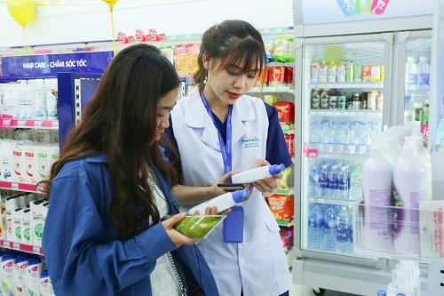 Pharmacity đặt mục tiêu có 1000 cửa hàng trên khắp toàn quốc vào năm 2021.