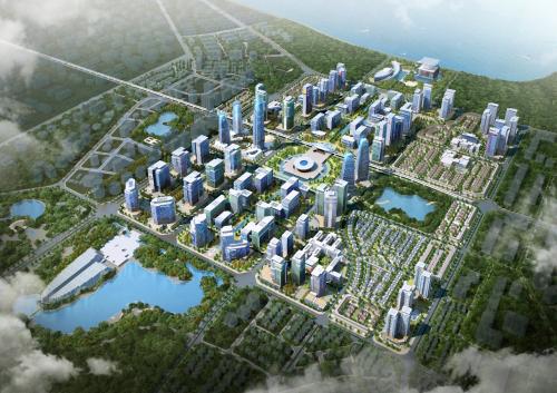 Dự án sở hữu vị trí đắc địa tại khu vực trung tâm khu đô thị Tây Hồ Tây.
