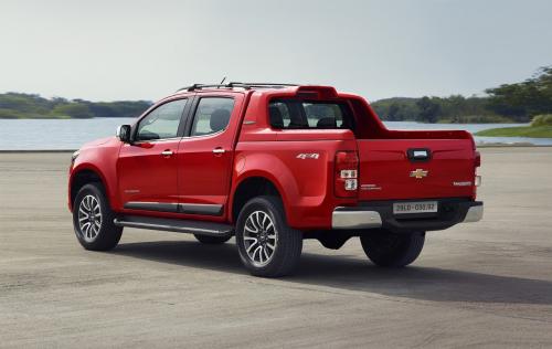 Những điểm nhấn nổi bật của dòng bán tải Chevrolet Colorado