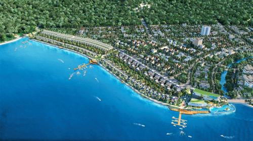 Nhiều dự án bất động sản quy hoạch bài bản, cao cấp được giới thiệu tại thị trường Hà Tiên.