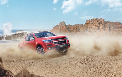 Những điểm nhấn nổi bật của dòng bán tải Chevrolet Colorado - 1