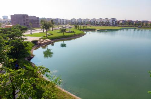 Chủ đầu tư Khu đô thị Bách Việt đẩy mạnh hoàn thiện các tiện ích đẳng cấp, sẵn sàng phục vụ cư dân ngay ngưỡng cửa