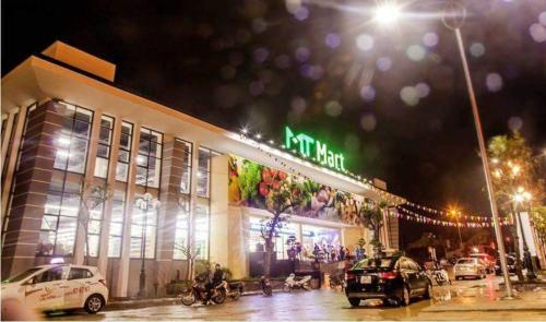 Một siêu thị MT Mart của Mường Thanh.