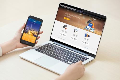 VIB đồng loạt triển khai nhiều chương trình ưu đãi dành cho người gửi tiết kiệm trực tuyến tại website ngân hàng số www.vib.com.vn và ứng dụng MyVIB.