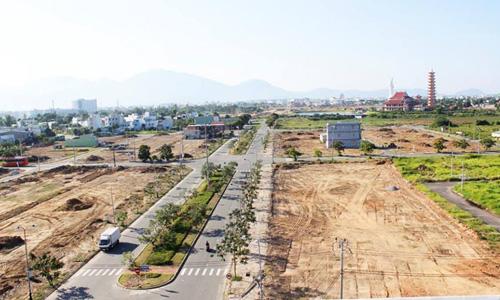 Đất nền được chào bán tại khu Phong Nẫm, Phan Thiết. Ảnh: nhadatbinhthuan24h.com