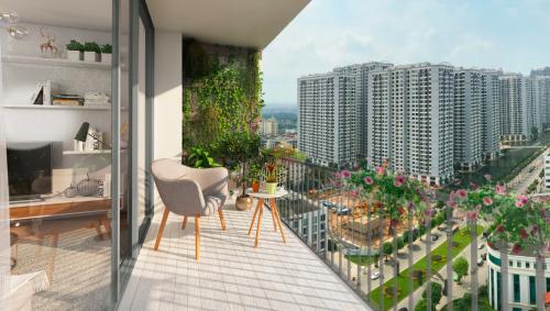 MIK ra mắt căn hộ sở hữu tầm đẹp nhất Imperia Sky Garden - 1