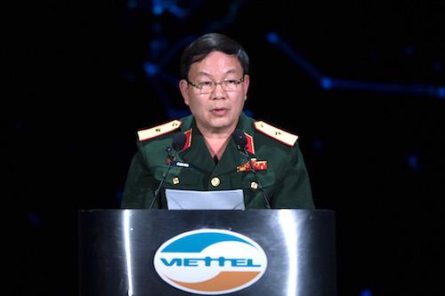 Ông Lê Đăng Dũng phát biểu nhân kỷ niệm 30 năm.