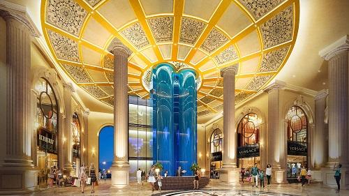 Chủ đầu tư lựa chọn những đặc trưng kiến trúc La Mã cổ đại để giúp tôn giá trị thẩm mỹ tinh tế, quý tộc cho dự án Rome by Diamond Lotus.