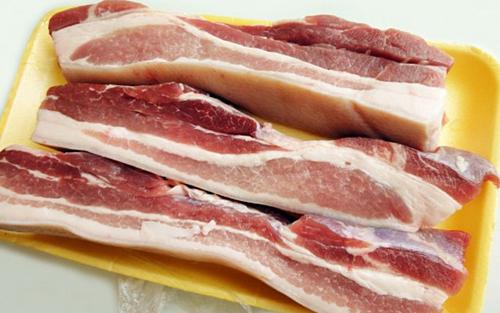 Thịt heo sạch đang được ưa chuộng. Ảnh minh họa.