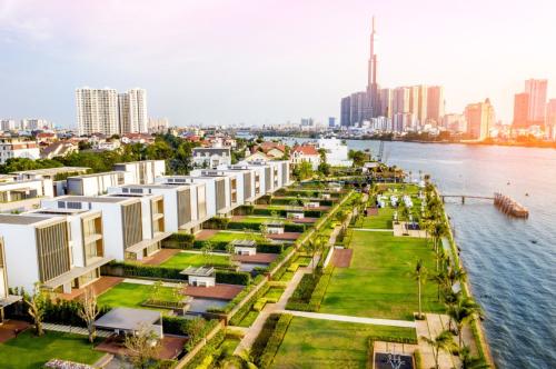Holm Residences kiến tạo không gian đô thị đậm chất thượng lưu