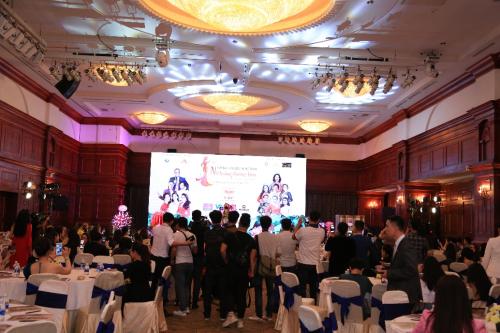 Họp báo công bố chương trình Nữ hoàng thương hiệu Việt Nam 2019 tổ chức vào ngày 6/4 vừa qua, thu hút sự chú ý của các cơ quan thông tấn.