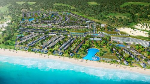 NovaWorld Hồ Tràm định hướng trở thành tổ hợp du lịch - nghỉ dưỡng - giải trí đẳng cấp quốc tế.