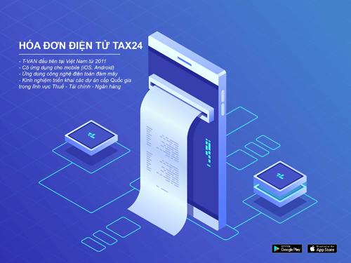 Hóa đơn điện tử Tax24 hỗ trợ tối đa cho doanh nghiệp.