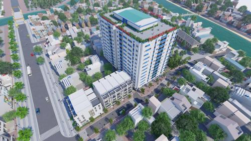 Dự án Đông Bắc Tower mang phong cách sống Singapore đến xứ Thanh