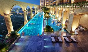Những nét tương đồng với resort của 'thành Rome Sài Gòn'