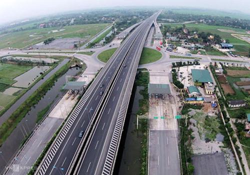 Quy hoạch mạng đường bộ cao tốc Việt Nam đến năm 2020  khoảng 7.000 km. Ảnh: Giang Huy
