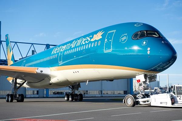 Vietnam Airlines muốn chủ động trả lương phi công. Ảnh minh họa: Xuân Hoa.