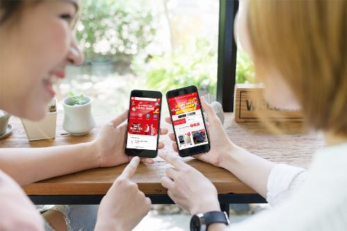 Hơn 80.000 cửa hàng đã được mở trên Sendo.vn