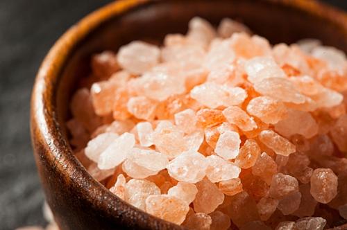 Muối hồng Himalaya là loại muối mỏ.
