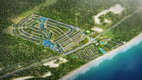 Mô hình bất động sản nghỉ dưỡng của tập đoàn kỳ vọng sẽ tạo nên xu hướng mới cho giới đầu tư.