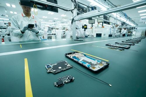 Sản phẩm VinSmart ứng dụng nhiều công nghệ của Mỹ, Đức, Nhật Bản.