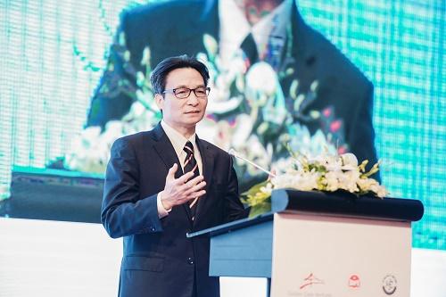 Phó Thủ tướng Vũ Đức Đam đưa ra các đề xuất nhằm phát triển hệ sinh thái khởi nghiệp đổi mới sáng tạo.