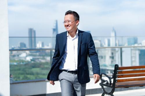 Huỳnh Trung Tín - một trong những doanh nhân thành công với AIA exchange 2.0