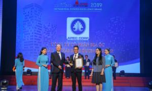 Apec Corp lọt top 10 thương hiệu bất động sản xuất sắc 2019