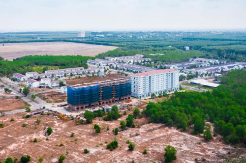 Bất động sản Nhơn Trạch: Đầu tư trước, rước lợi nhanh (xin bài edit)