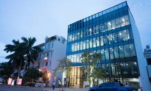 Không gian hiện đại của tòa nhà phức hợp Toong Phú Mỹ Hưng