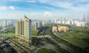 Thị trường căn hộ TP HCM tiếp tục mở rộng về phía Đông