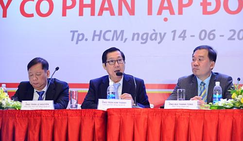 KIDO đang dẫn đầu thị phầnngành dầu và kem ở Việt Nam.