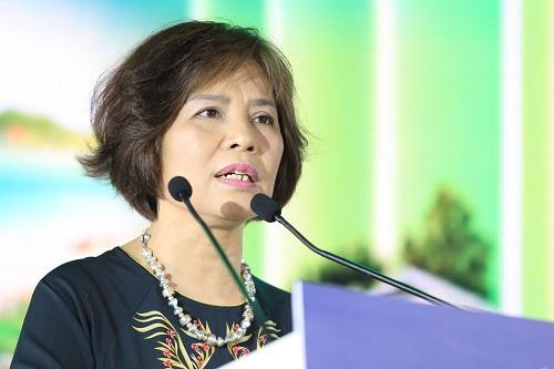 Bà Cao Thị Ngọc Lan - Phó chủ tịch Hiệp hội Du lịch Việt Nam nhấn mạnh các thị trường phía Nam sẽ là trọng điểm của bức tranh du lịch nghỉ dưỡng chung của cả nước.
