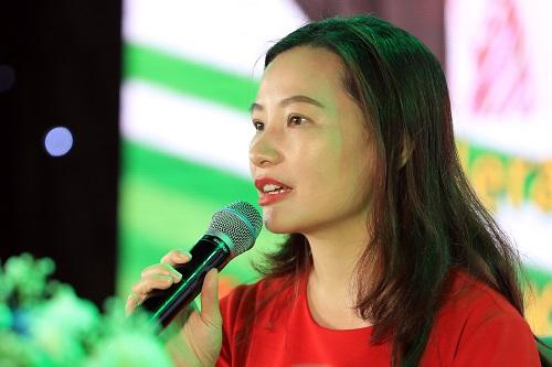 Bà Dương Thị Thùy Dung - Giám đốc cao cấp CBRE Việt Nam cho rằng chính những thị trường chưa phát triển mạnh là cánh cửa rộng mở với nhà đầu tư.