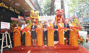 Bảo hiểm Hùng Vương khai trương trụ sở mới