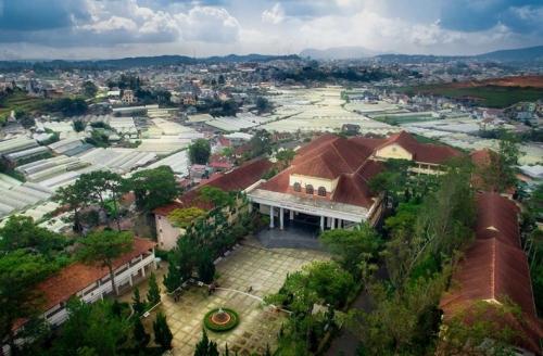Trường Đại học Yersin Đà Lạt - một cơ sở giao dục trong hệ thống TTCE. Ảnh: Đại học Yersin Đà Lạt