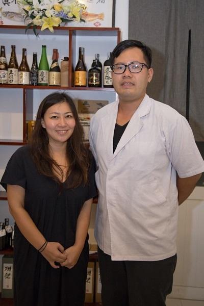 Vợ chồng doanh nhân người Nhật Rie và Takamasa Ito hiện cũng là những cư dân của khu Đông Tp.HCM