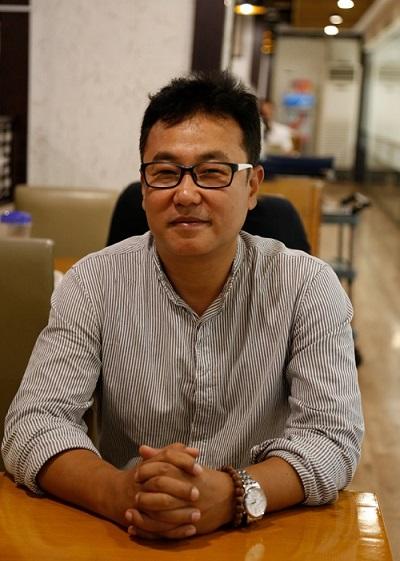 Ông Lee Woo Hyun, chủ nhà hàng Dae Jong Gum – một nhà đầu tư lâu năm đang sinh sống tại Việt Nam.