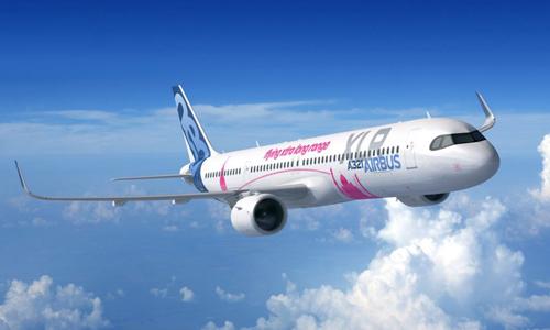 Máy bay A321XLR. Ảnh: Airbus