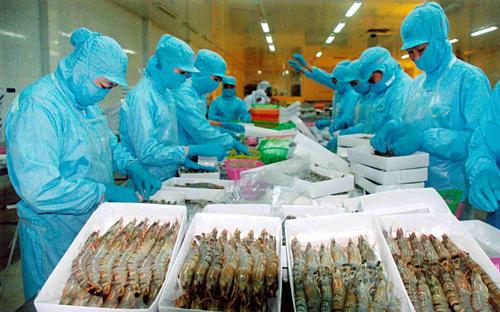Thủy sản Việt gặp khó ở thị trường nội địa.