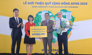 Bảo hiểm Aviva: Hơn ba thế kỷ chinh phục thế giới và thị trường Việt