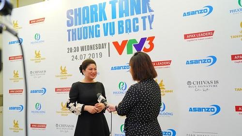 Shark Đỗ Liên: Tôi tìm kiếm startup dám dấn thân cho cộng đồng - 1
