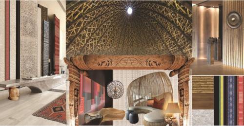 Từ khâu thiết kế, chủ đầu tư Tập đoàn Apec -nhà phát triển condotel 5 sao quốc tế đã đề cao yếu tố tự nhiên. Với ý tưởng kiến trúc lấy cảm hứng từ ghềnh Đá Đĩa, dự án vừa tạo điểm nhấn về thị giác, vừa tôn vinh bản sắc vùng biển Phú Yên. Bên cạnh đó, dự án còn mang phong cách kiến trúc Tây Nguyên, lấy đặc trưng của vùng cao nguyên với các dân tộc Ba Na, Êđê, Jrai...
