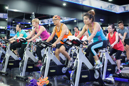 Những phòng gym cao cấp đang ăn nên làm ra nhờ nhu cầu lớn từ thị trường.