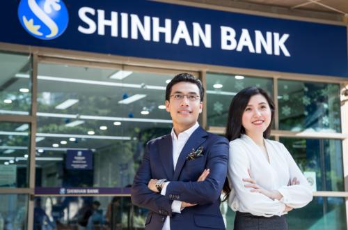 Shinhan hiện có hàng triệu khách hàng tại Việt Nam.