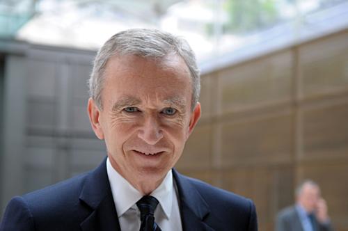 Bernard Arnault hiện là người giàu thứ ba thế giới. Ảnh: Forbes
