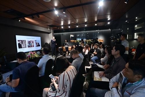 Lễ công bố hợp tác giữa Denzell Việt Nam vàEuroterra Capital vào ngày 19/6 tại TP HCM.